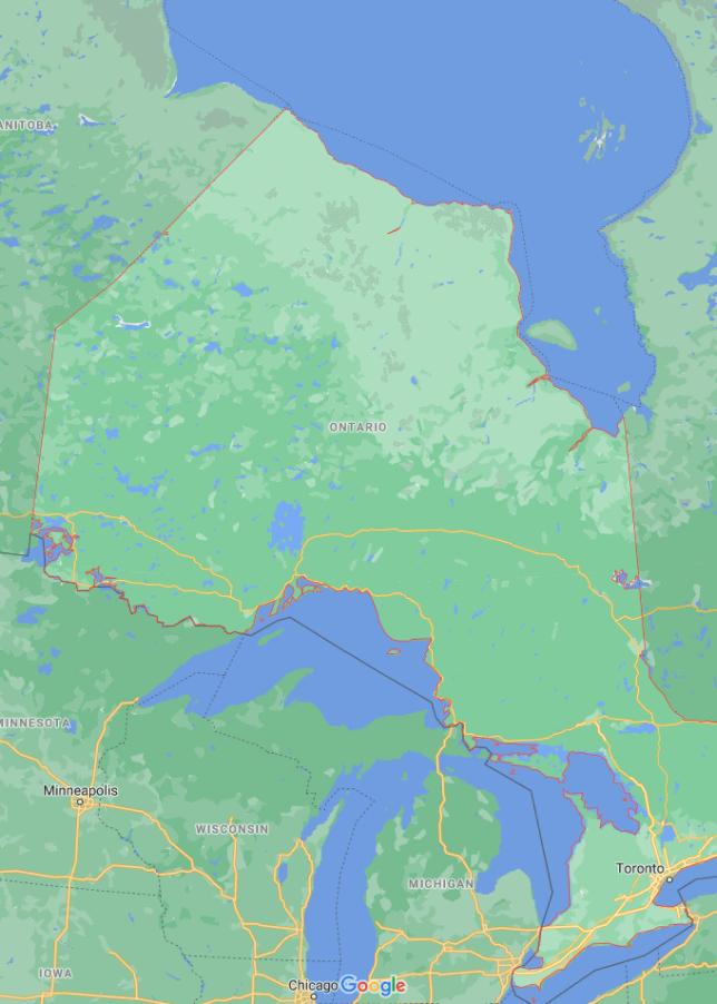 Location Map - Zayouna Law Firm